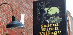 Salem Witch Tour