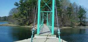 Wiggly Bridge and Steedman Woods