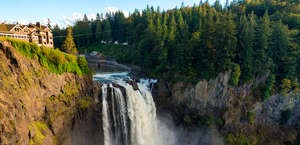 Salish Lodge At Snoqualmie Falls
