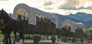 Bar T 5 Covered Wagon Cookout