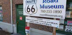 Route 66 'Mother Road' Museum