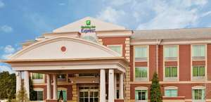 Holiday Inn Express Hotel Memphis Medical Center Midtown