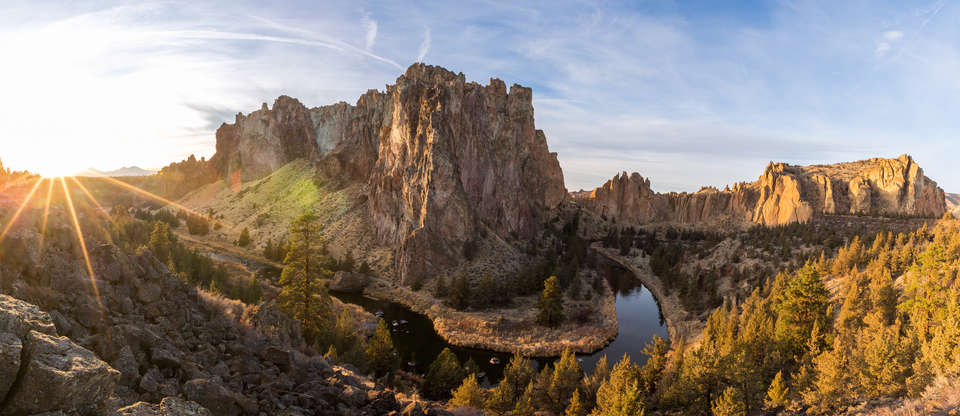 Some of the Best Secret Climbing Spots in the West