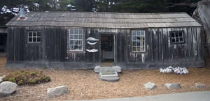 Whaler's Cabin Museum