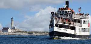 Isles of Shoals Steamship Cruises