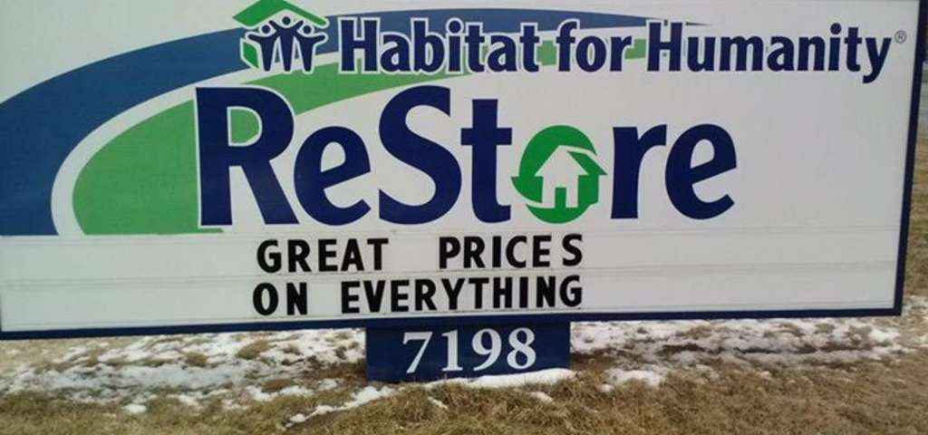 Habitat For Humanity Restore Livingston County