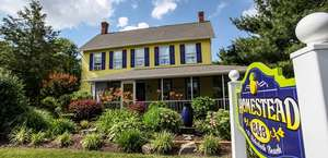 Homestead Bed And Breakfast At Rehoboth Beach