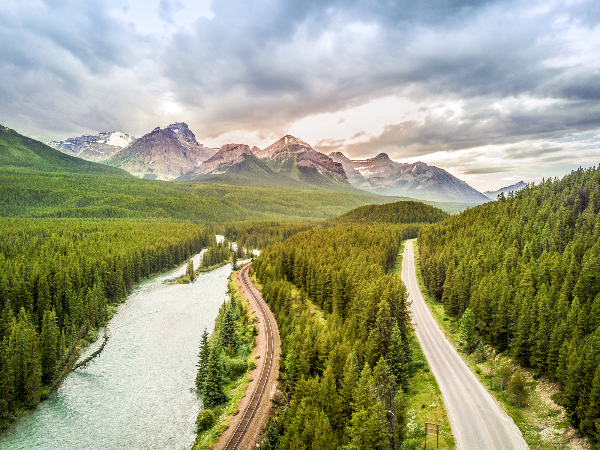 Words simply don't do Banff National Park justice...you just really have to experience it for yourself