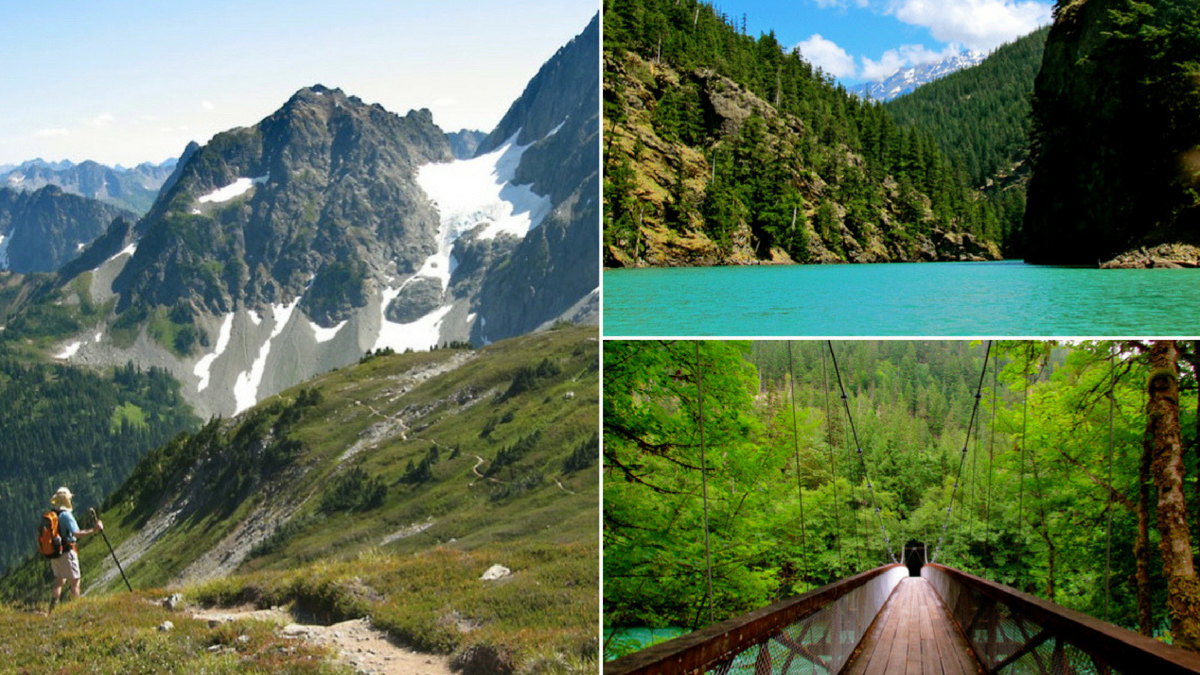 Meet 8 of America's most underrated national parks that you just have to visit
