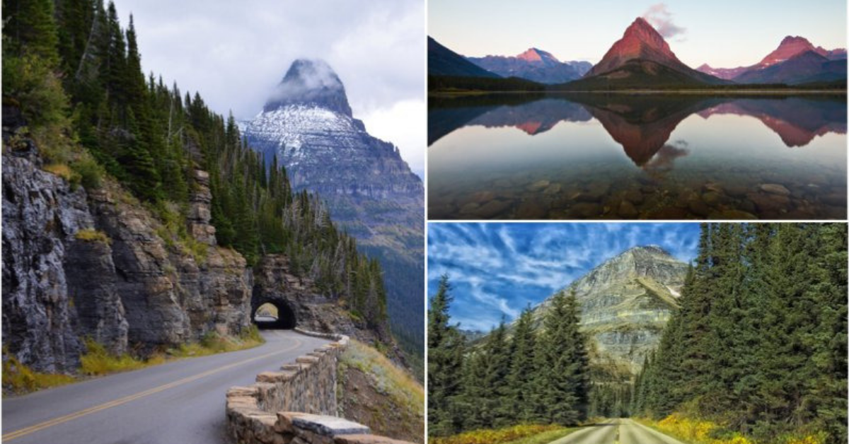 How to have an absolutely perfect two-day road trip through Glacier National Park