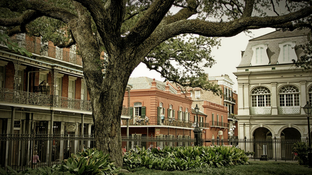 A few of the coolest secrets of New Orleans' French Quarter