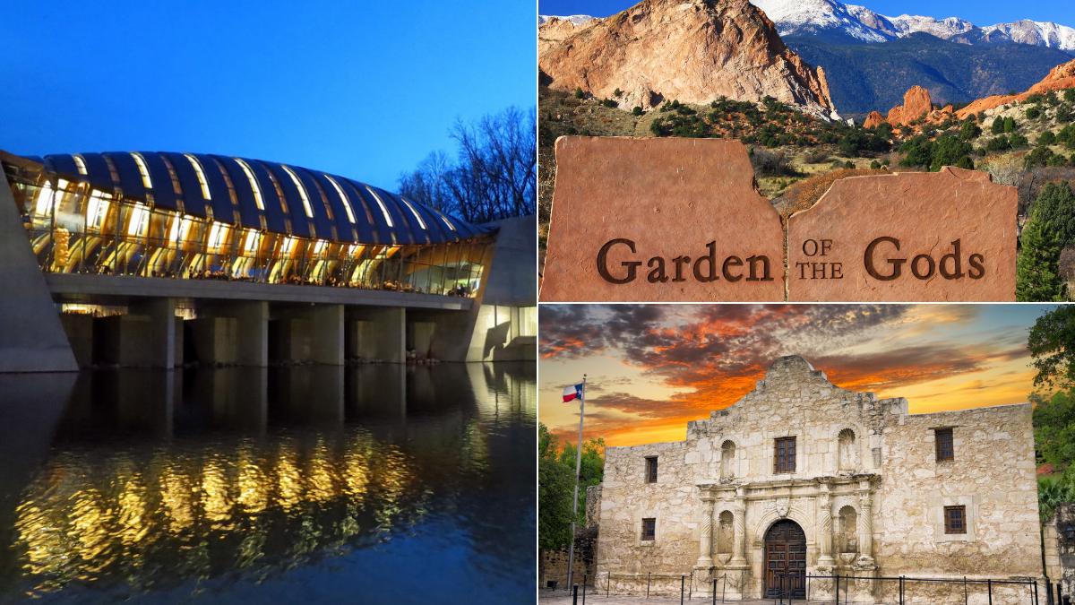 These are some of America's coolest road trip attractions that will cost you nothing