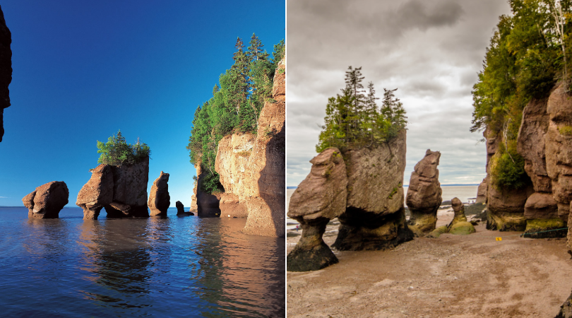 A weekend guide to the Bay of Fundy | Roadtrippers