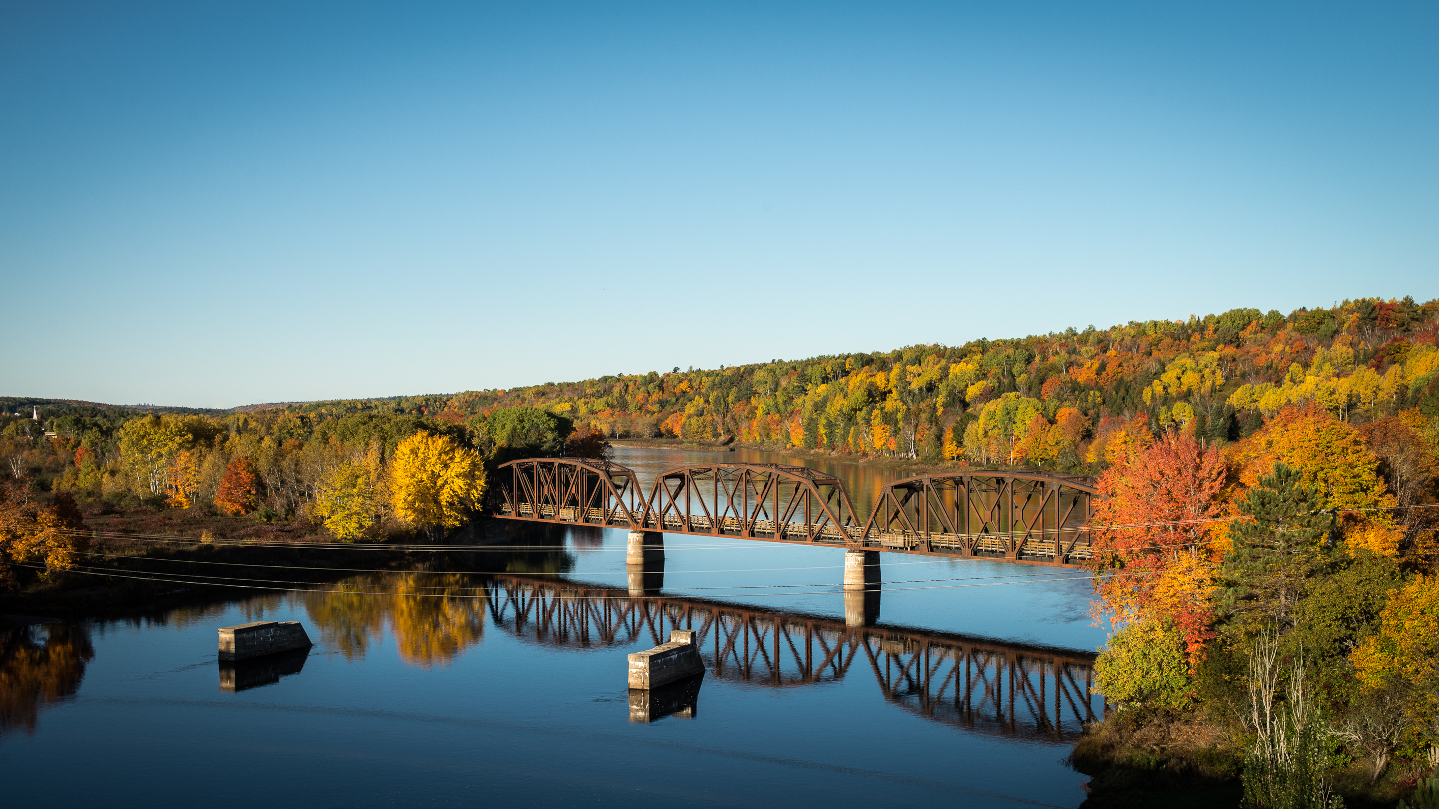 Here's why the river town of Miramichi is the stuff of road trip dreams