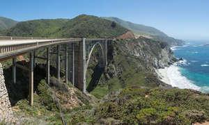 Pacific Coast Highway: California (One Week)