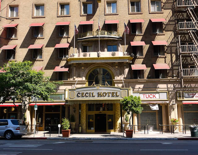 multiple colors in stock latest discount Many believe all 600 rooms of the Cecil Hotel are cursed ...