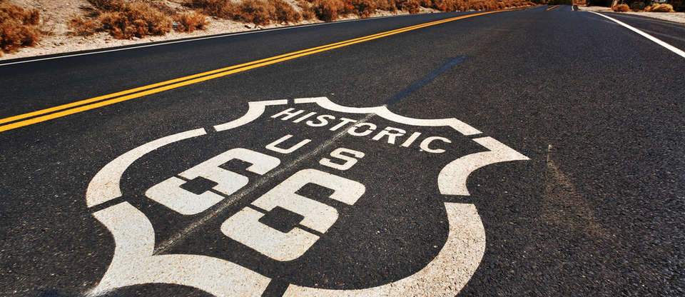 See another side of Route 66 with this family camping trip