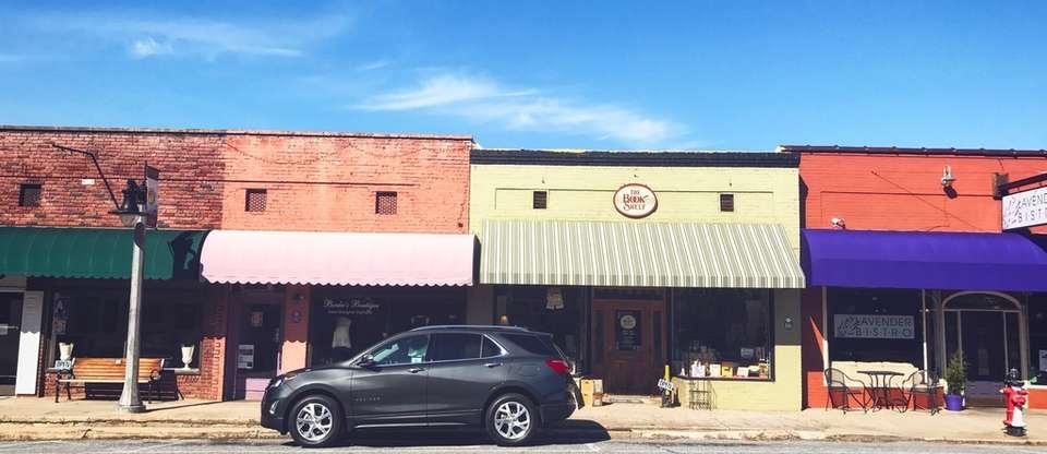 Craft Shop Greenville Sc