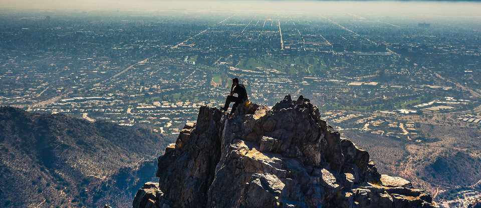 Mountain hikes and lazy rivers: Phoenix's perfect pair