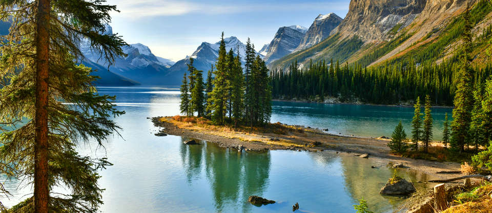 Jasper National Park is 11,000 sq km of pure awesomeness