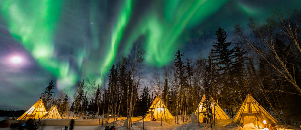Travel Guide to Yellowknife, Northwest Territories