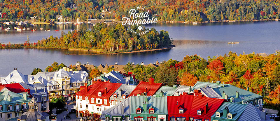 Big cities and storybook resort towns in Québec