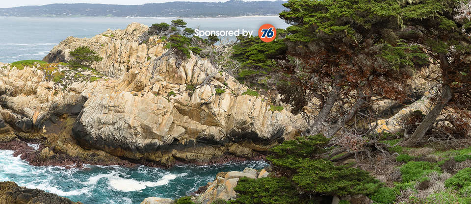 76 dreamy miles around Monterey Bay