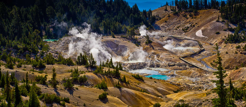 Lassen Volcanic National Park: an epic, underrated road trip