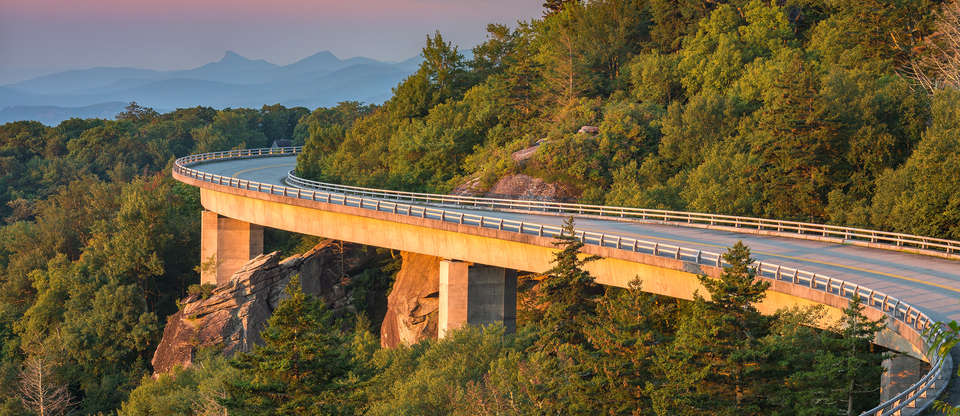 Essential stops along the bewitching Blue Ridge Parkway