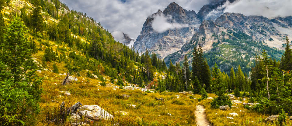 Hot springs and hiking are the perfect Jackson Hole pair