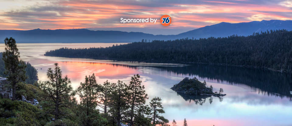 The best of California's Lake Tahoe in 76 perfect miles