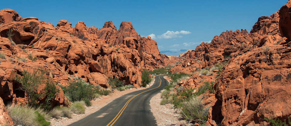 Explore the incredible natural beauty around Las Vegas